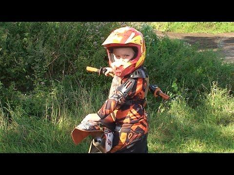 Kinder Motocross - immer wieder schön