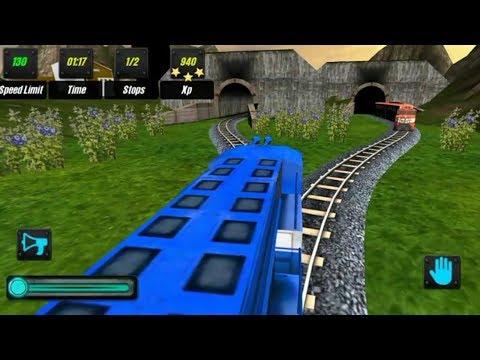 Train Racing 3D - смотреть онлайн на Hah Life