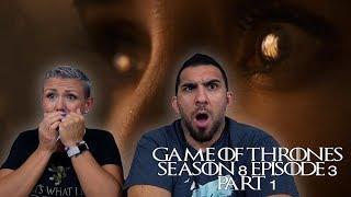Game of Thrones Season 8 Episode 3 'The Long Night' Part 1 REACTION!!