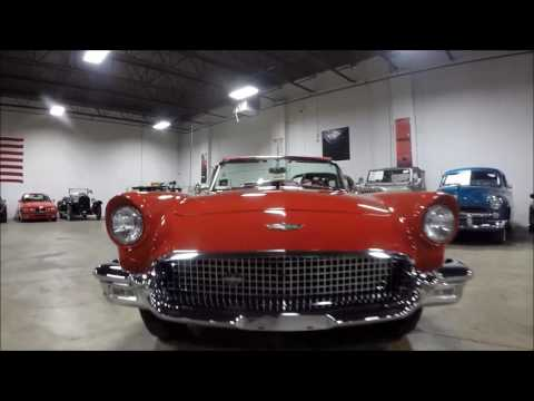 1957 Ford Thunderbird for Sale - CC-923911