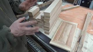 Мебель из дров Часть 2 Изготовление мебельных фасадов