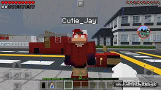 NIKKI MINECRAFT:Let's Play With Jay (Me Mimi And Gabbys Brother BTW)