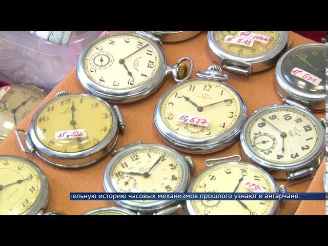400 экспонатов получил в дар музей часов