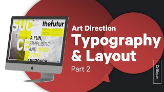 Graphic Design Tutorial: Typography Design & Art Direction Pt. 2
