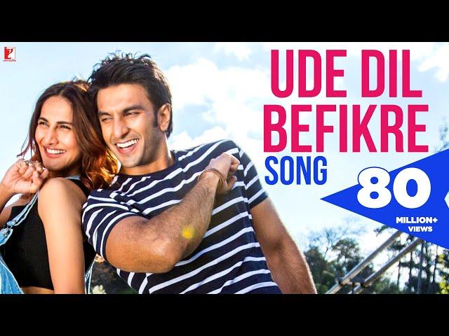 Ude Dil Befikre Video Song HD | Befikre Movie Songs | Ranveer Singh, Vaani