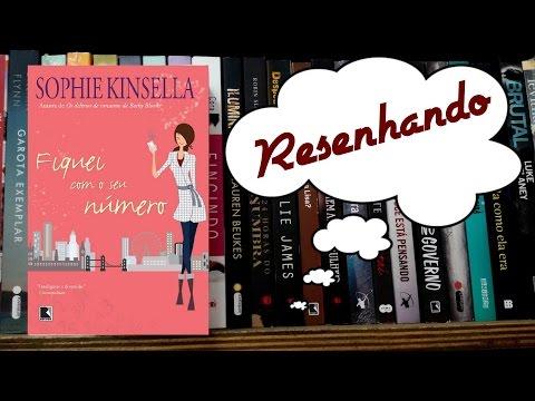 Resenha: Fiquei com seu n�mero por Sophia Kinsella