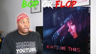 "KEHLANI 'NIGHTS LIKE THIS"" W/ TY DOLLA $IGN REACTION!!"