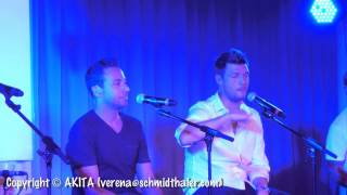 "Backstreet Boys: Preview of ""Trust Me"" (Berlin 2013 - Part 5) HD"