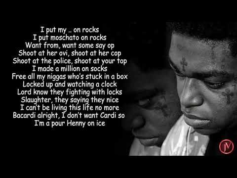 Kodak Black - Calling My Spirit- LYRICS