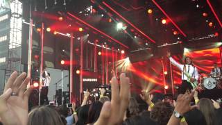 Fine By Me - Andy Grammer (Jimmy Kimmel Live)