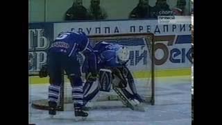 """""""Динамо"""" (Москва) - """"Авангард"""" (Омск) Суперлига 2004-09-24"""