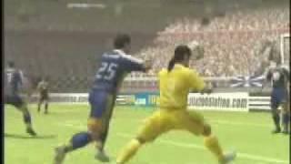 FIFA Soccer 2005 video