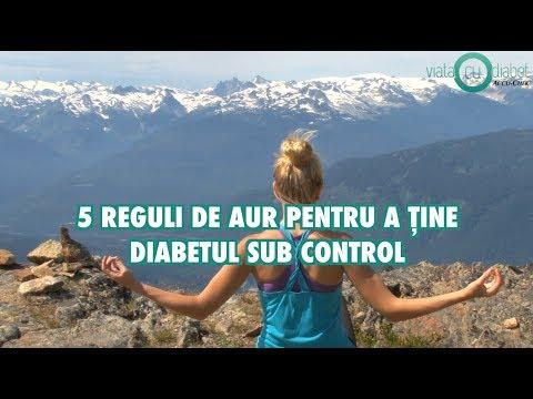 Cedru tratament diabet