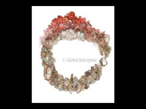 Gemstone Bracelets | Wholesale Agate Bracelets | Globalenterprise.net | Global Enterprise