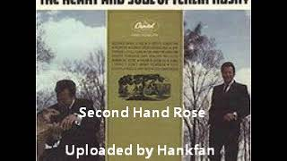 Ferlin Husky ~ Second Hand Rose