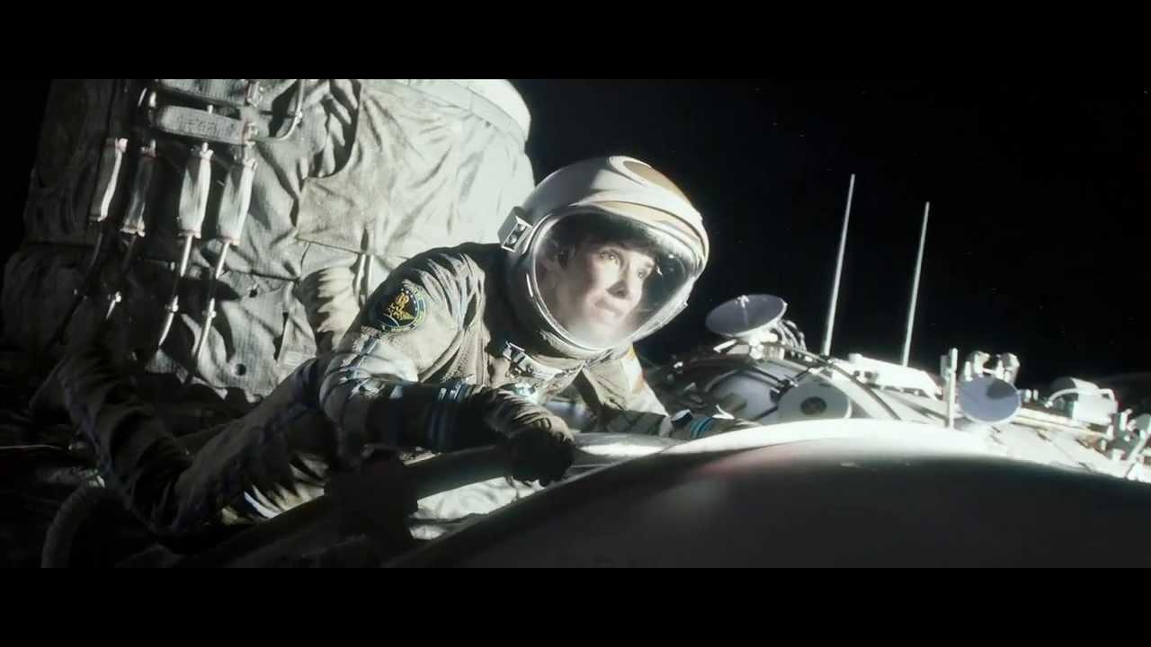 Trailer för Gravity