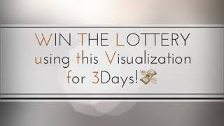 WIN THE LOTTERY using this Visualization for 3Days!💸