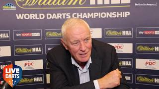 Barry Hearn reflects on the 2020 World Darts Championship and discusses the future of women's darts