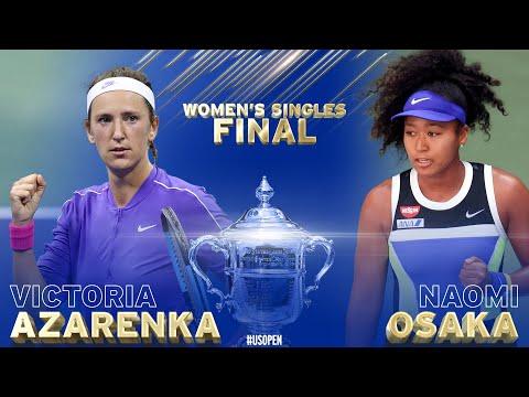 Victoria Azarenka vs Naomi Osaka – Road to the Final | US Open 2020