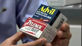 Acetaminophen vs. Ibuprofen