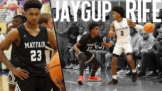 Sharife Cooper vs Josh Christopher WAS A MOVIE 🍿Rife DROPS 44 & Josh HAS 36 + Dior Johnson HS Debut