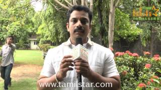 Sajiv Basker Speaks at Thirunthuda Kadhal Thiruda Audio Launch
