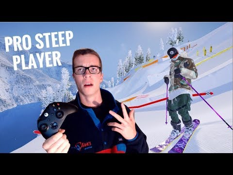 I Am a Professional STEEP Player