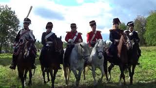 """Военно-исторический фестиваль """"Наполеоновские войны"""" . Часть 2. Кавалерия и Артиллерия."""
