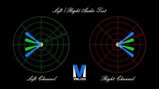 Left Right Audio Test