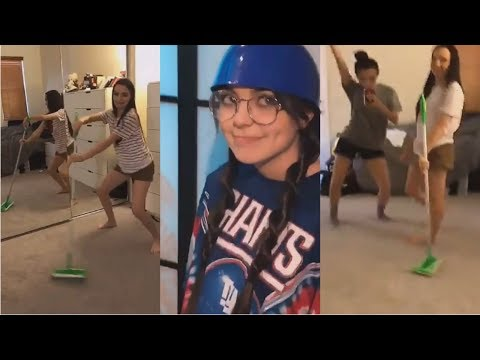Merrell Twins Dillina is back Snapchat