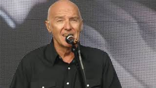 Midge Ure -  Let's Rock Wales 2019 - Dancing with Tears in my Eye (Live)