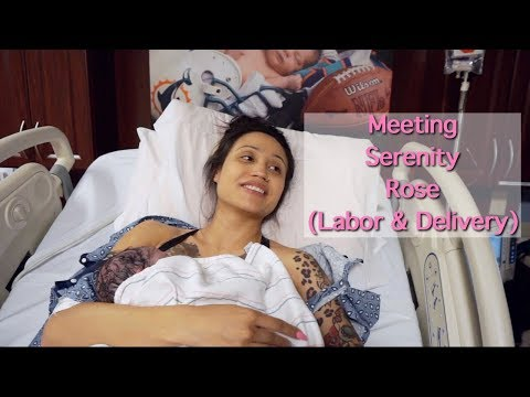 Meet Serenity Rose (Labor and Delivery) Vlog