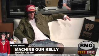 Machine Gun Kelly Reveals If Rumors He Slept With Kendall Jenner Are True