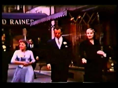 Marlene Dietrich / Edith Piaf Hochzeitsfilm 1952