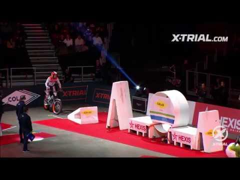 2020年X-TRIALブタペストハイライト動画 世界トライアルバイク選手権