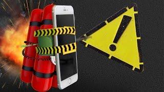 EXPLOTANDO UN iPHONE | RETO POLINESIO LOS POLINESIOS