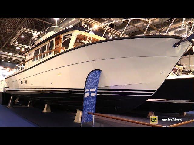 2018 Targa 46 Motor Yacht - Walkaround - 2018 Boot Dusseldorf Boat Show