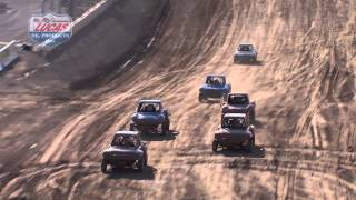 Lucas Oil Off Road Racing Series  JR2 Karts Round 13 Las Vegas 2012