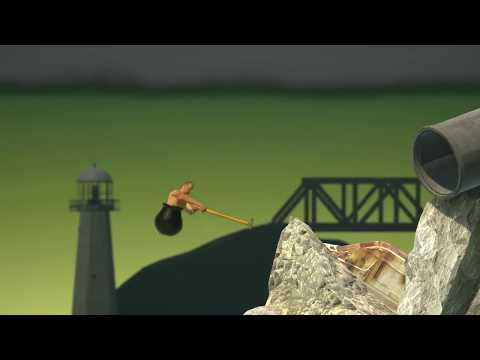Getting Over It with Bennett Foddy Trailer thumbnail