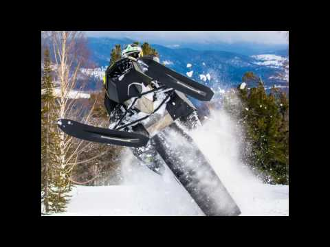 Ski-Doo Summit 850 E-Tec