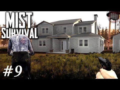 LeV | CZ&SK | Mist Survival | #9 | Budujeme opevnění | 4K