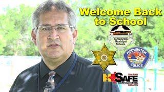 Welcome Back to School; Phil Valdez
