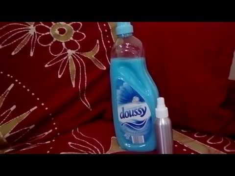 Come profumare la casa con un ammorbidente 🔝👏😉