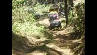 preview picture of video 'SKIn Offroad @Event DTMA Malang'