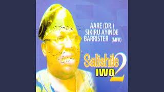 Salishile Iwo, Pt. 1