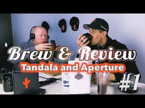 Brew & Review Episode #1 - Tandala and Aperture Coffee