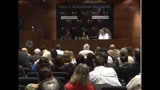 preview picture of video 'El Frente Renovador San Isidro presentó el proyecto #NoALaDrogaEnSI'