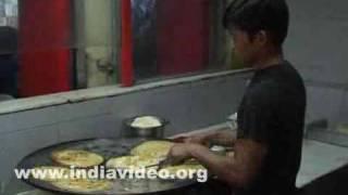 Egg rolls making video