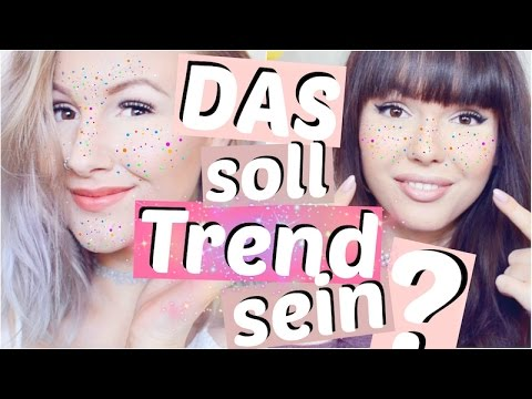 Das Make-Up von den Sommersprossen Videos