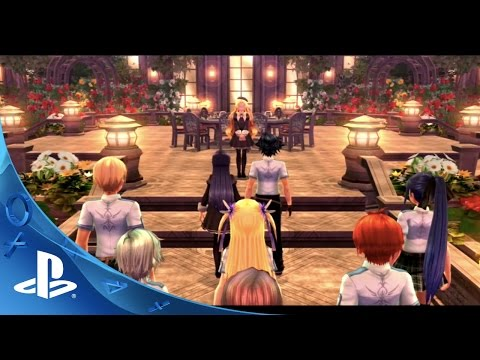 The Legend of Heroes: Trails of Cold Steel - Launch Trailer   PS3, PS Vita thumbnail